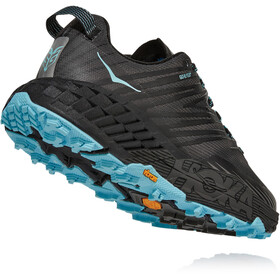 Hoka One One Speedgoat 4 GTX Zapatillas Mujer, anthracite/dark gull grey